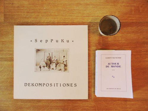 spk, seppuku, laurent mauvignier, autour du monde, japon, tsunami, another dark age
