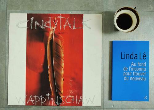 Linda Lê, cindytalk, gordon sharp, au fond de l'inconnu pour trouver du nouveau, this mortal coil